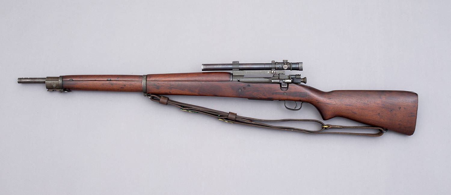 A4-3 Springfield Left View