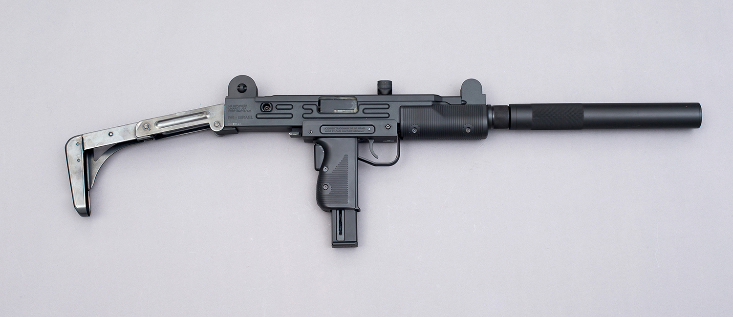 Carl Walther Uzi Stock Extended