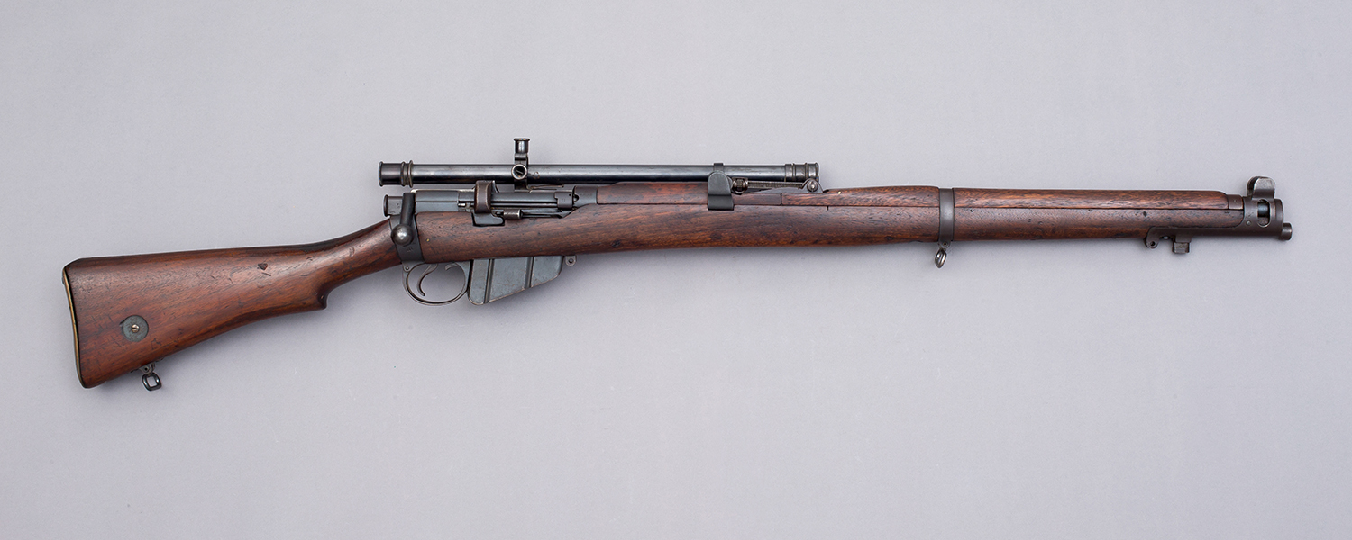 Lee-Enfield SMLE A5 Telescopic Scope