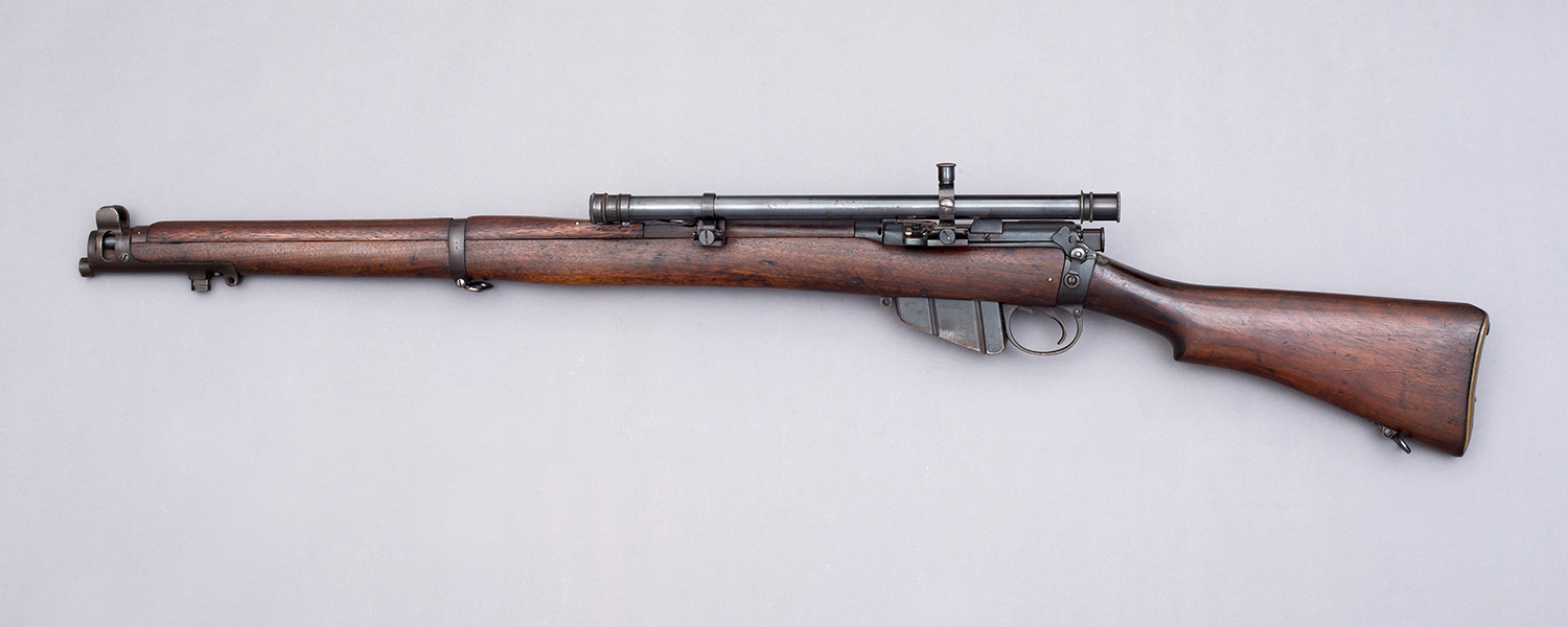 Lee-Enfield SMLE A5 Telescopic Scope 2