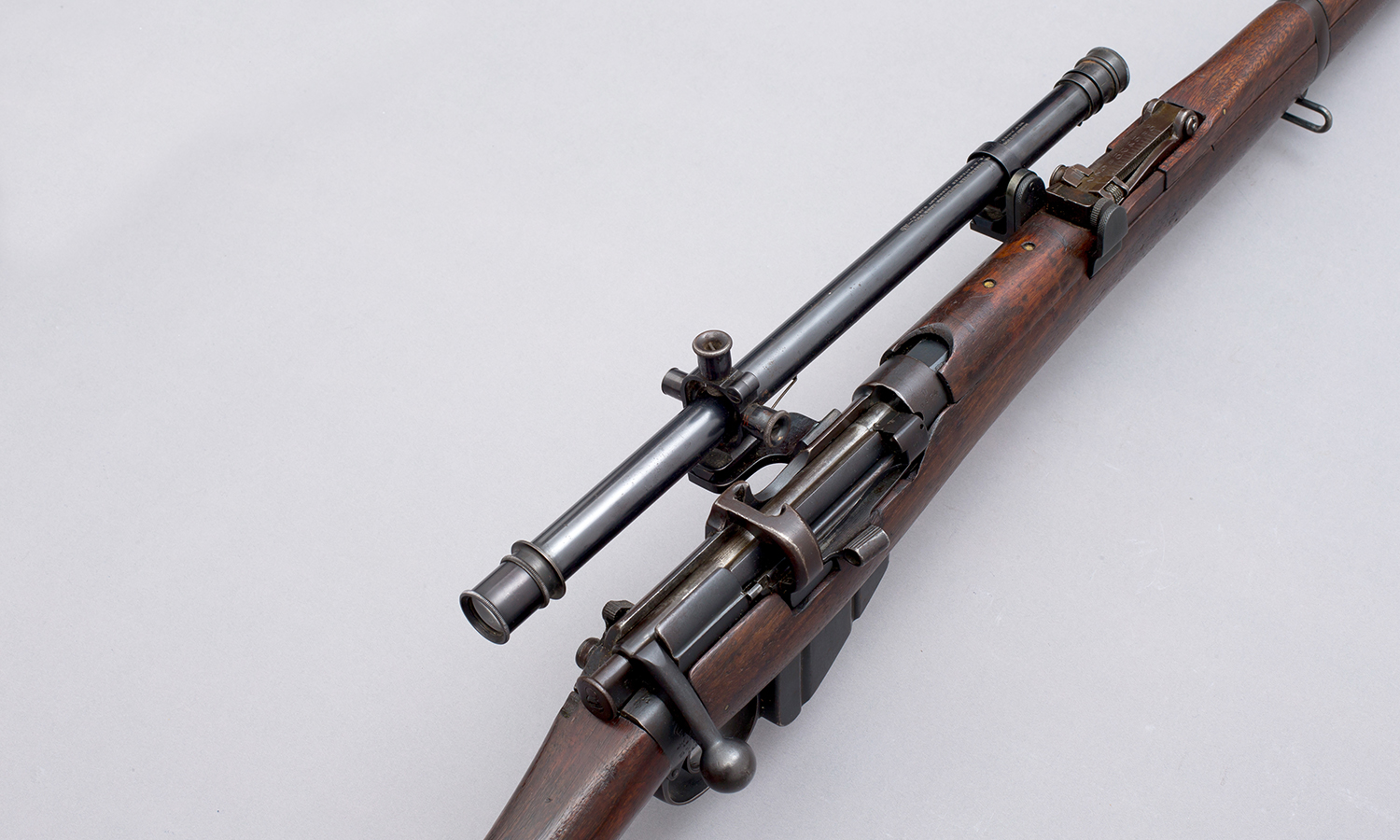 Lee-Enfield SMLE A5 Telescopic Scope 3
