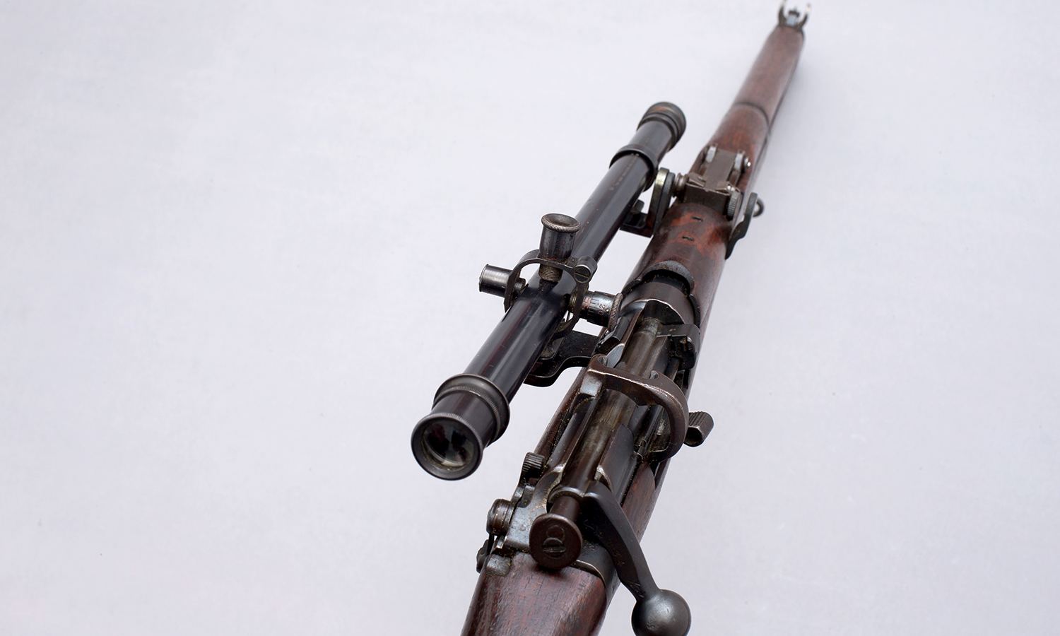 Lee-Enfield SMLE A5 Telescopic Scope 4
